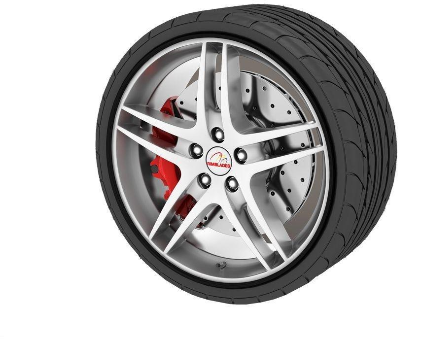 Rimblades Alloy Wheel Protectors - Black