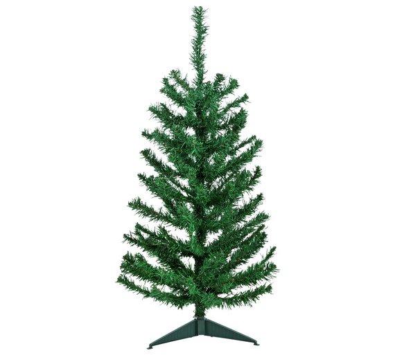 home 3ft christmas tree green - 3 Ft Christmas Tree