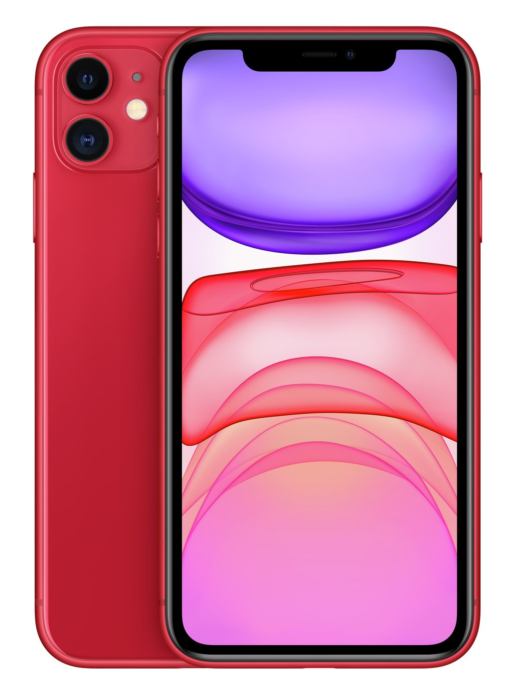SIM Free iPhone 11 256GB Mobile Phone  - Product Red