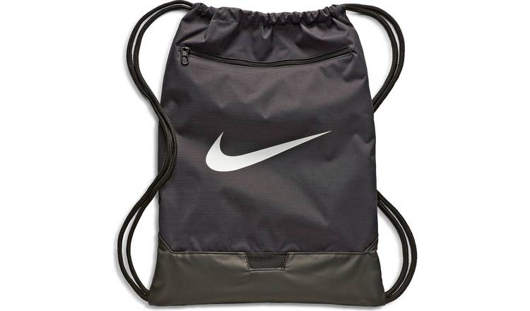 Nike Brasilia Gym Sack - Black