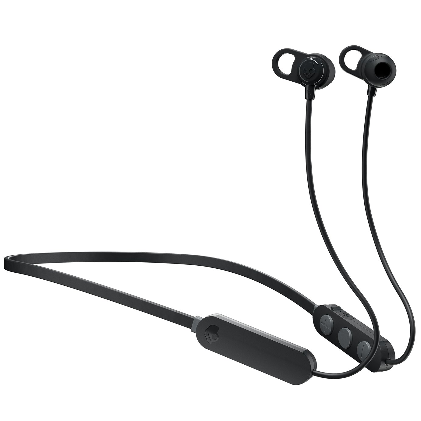 Skullcandy Jib+ In-Ear Wireless Headphones - Black