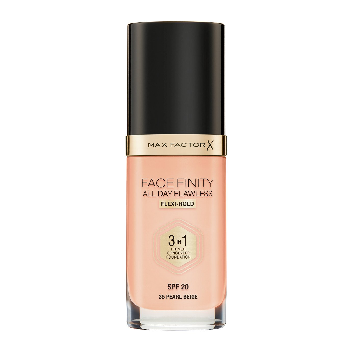 Max Factor Facefinity 3-In-1 Foundation - Pearl Beige