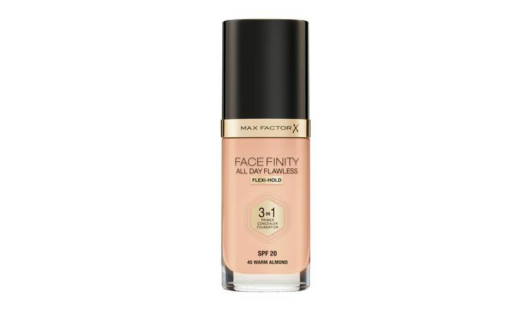 Max Factor Facefinity 3-In-1 Foundation - Warm Almond