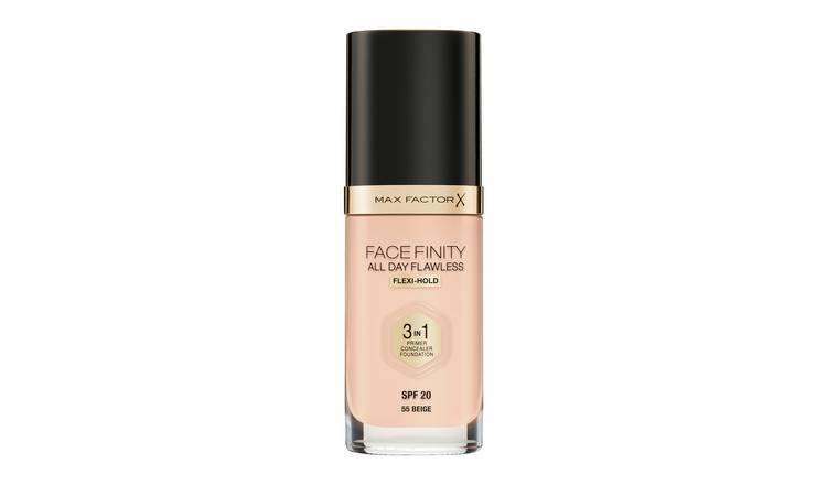 Max Factor Facefinity 3-In-1 Foundation - Beige 55