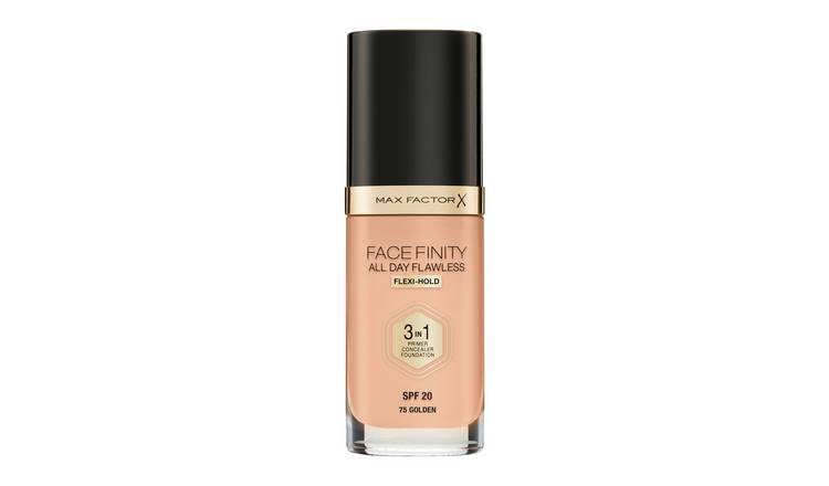 Max Factor Facefinity 3-In-1 Foundation - Golden