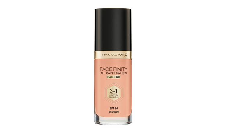 Max Factor Facefinity 3-In-1 Foundation - Bronze 80