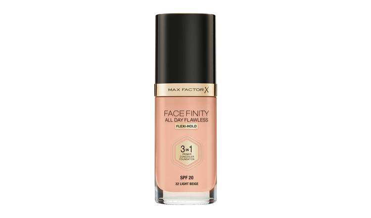 Max Factor Facefinity 3-In-1 Foundation - Light Beige