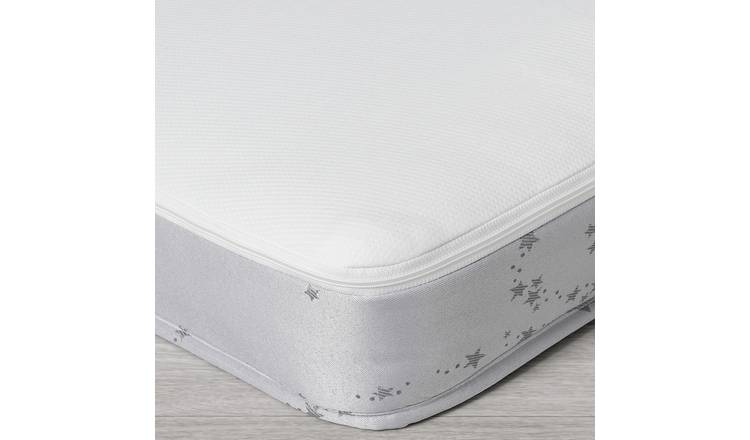 Argos Home Elliot Comfort Zip-Off Single Mattress