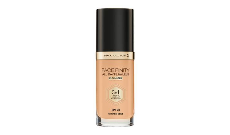 Max Factor Facefinity 3-In-1 Foundation - Warm Beige