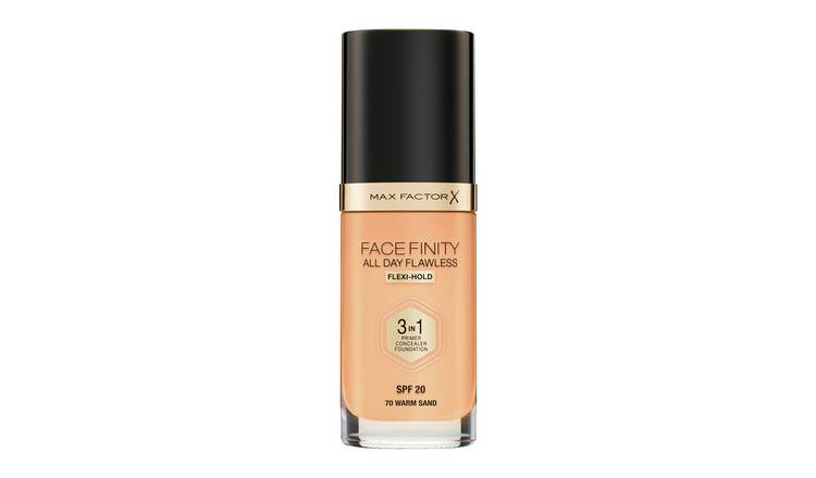 Max Factor Facefinity 3-In-1 Foundation - Warm  Sand