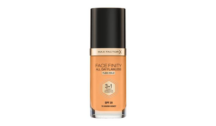Max Factor Facefinity 3-In-1 Foundation - Warm Honey