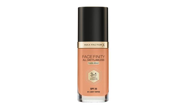 Max Factor Facefinity 3-In-1 Foundation - Light Toffee