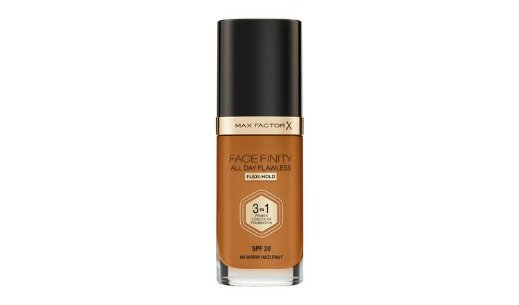 Max Factor Facefinity 3-In-1 Foundation - Warm Hazlenut