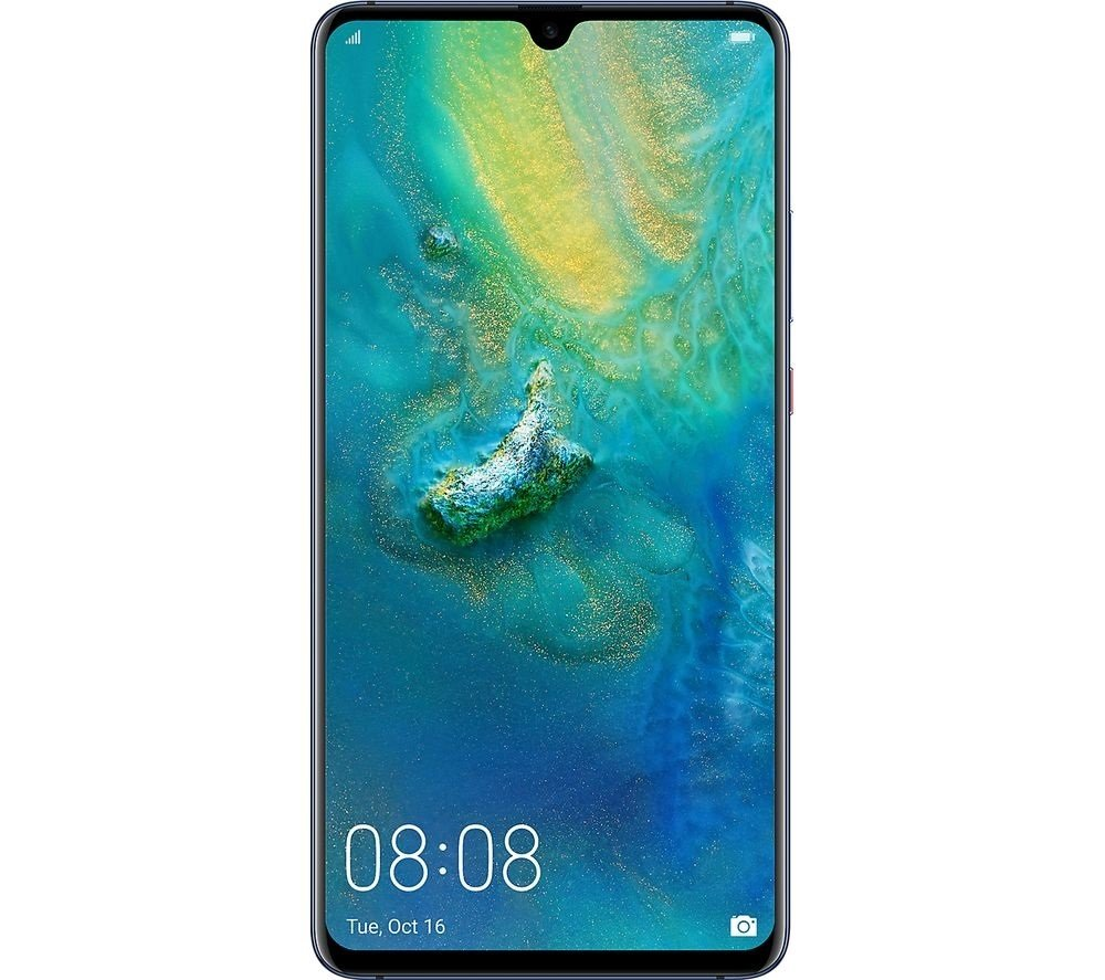 SIM Free Huawei Mate 20 X 256GB 5G Mobile Phone - Green