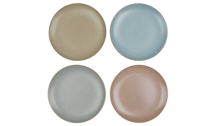 Habitat Roxy Set of 4 Side Plates