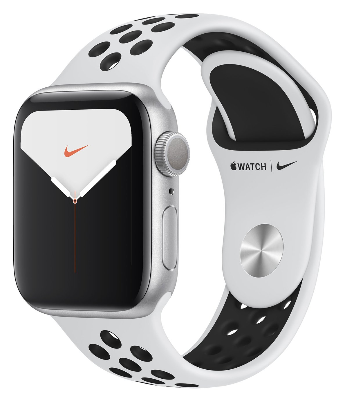 Apple Watch Nike S5 GPS 40mm Silver Alu / Black Band