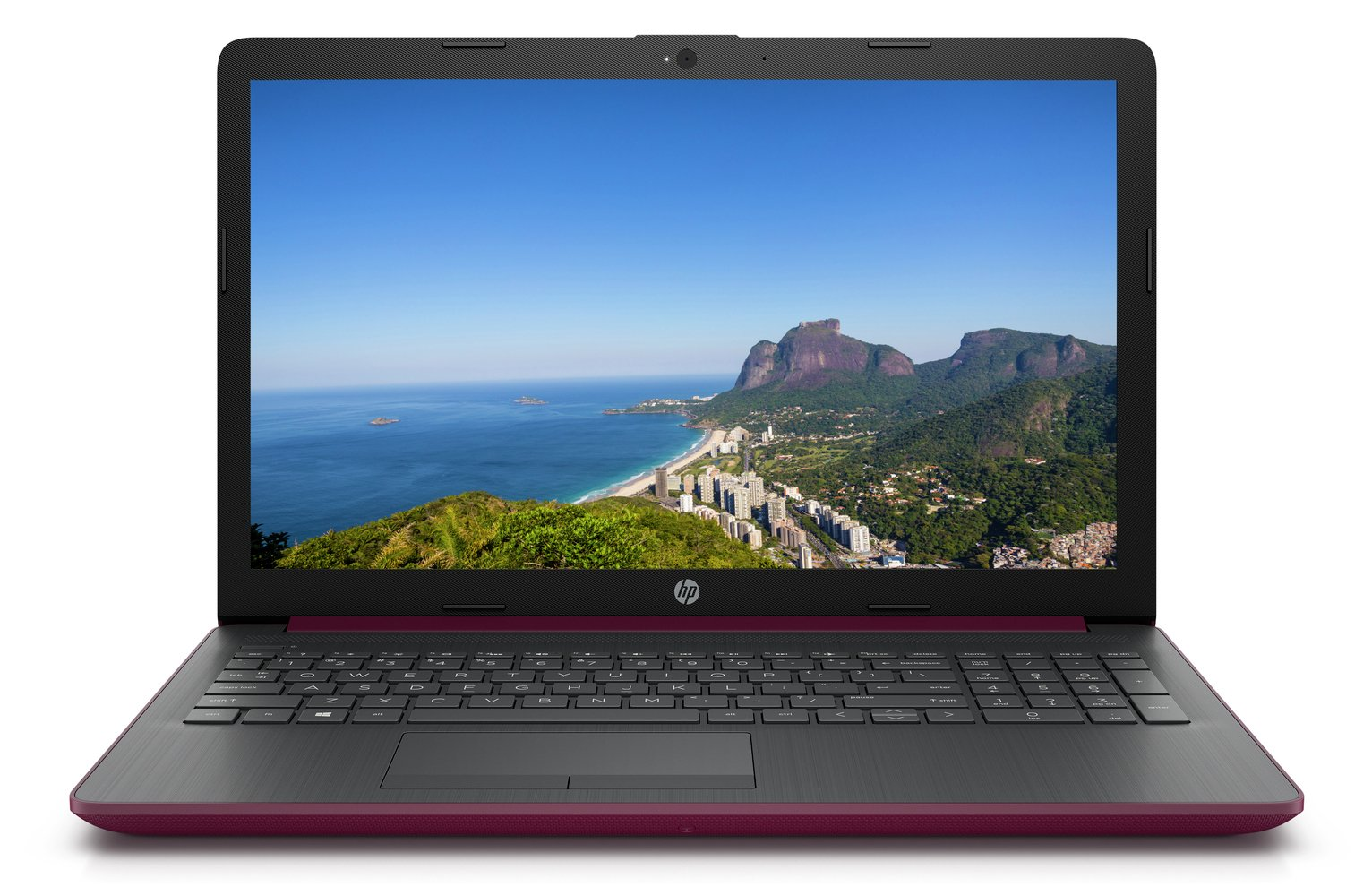 HP 15.6 Inch Celeron 4GB 1TB FHD Laptop - Mauve