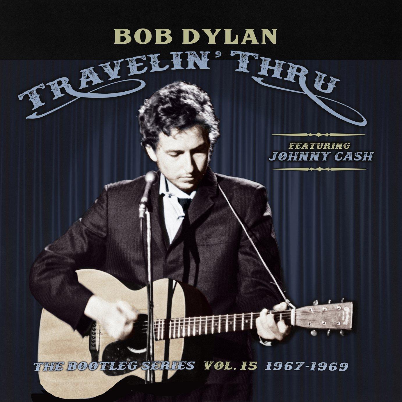 Bob Dylan Travellin' Thru 1967-1969 Bootleg Series Vol 15 CD