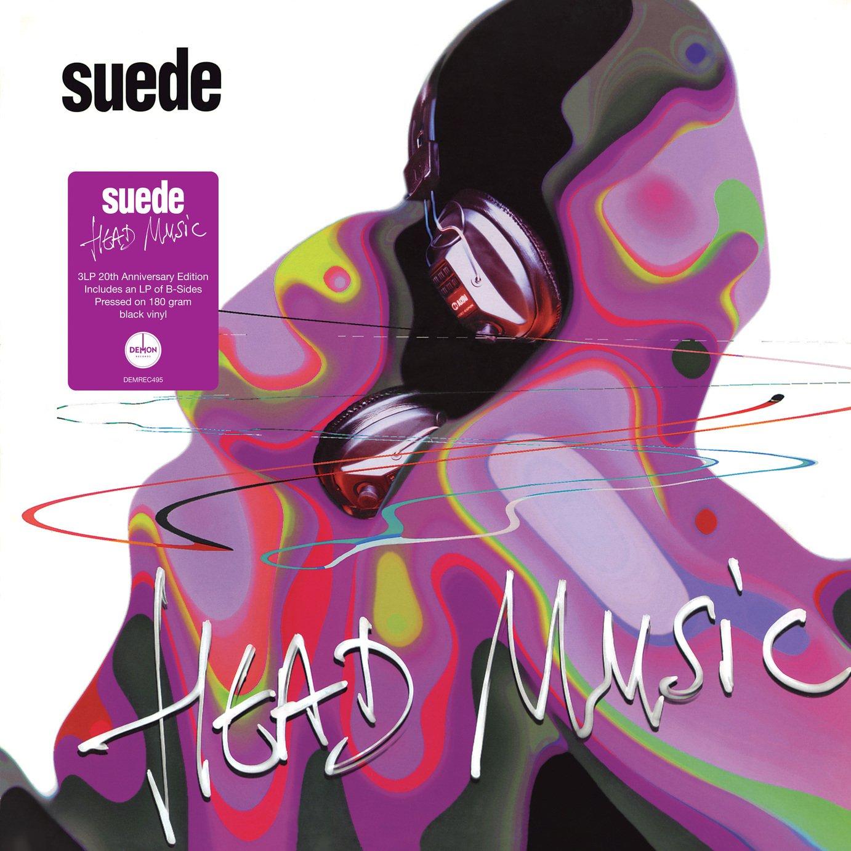 Suede - Head Music 20th Anniversary Edition Vinyl