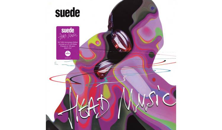 Suede - Head Music 20th Anniversary Edition Vinyl