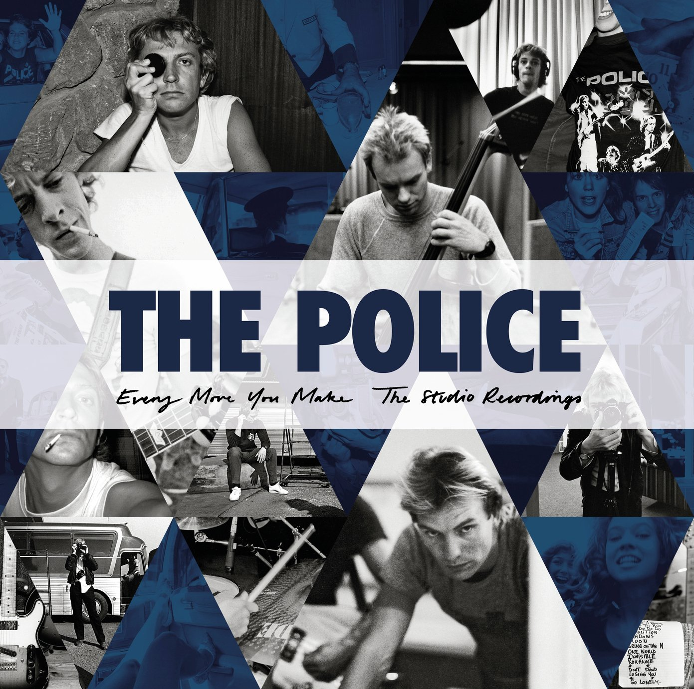 The Police - Every Move You Make: The Studio Recordings CD