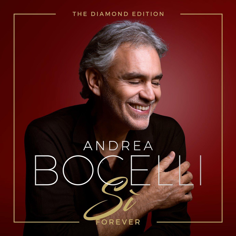 Andrea Bocelli - Si: The Diamond Edition CD