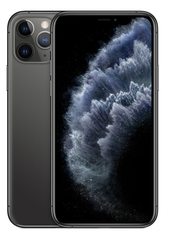 SIM Free iPhone 11 Pro 512GB Mobile Phone  - Space Grey