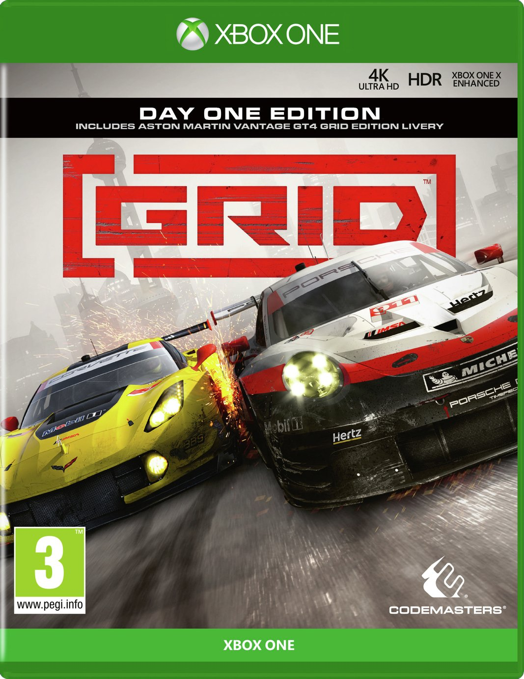 Grid Xbox One Pre-Order Game