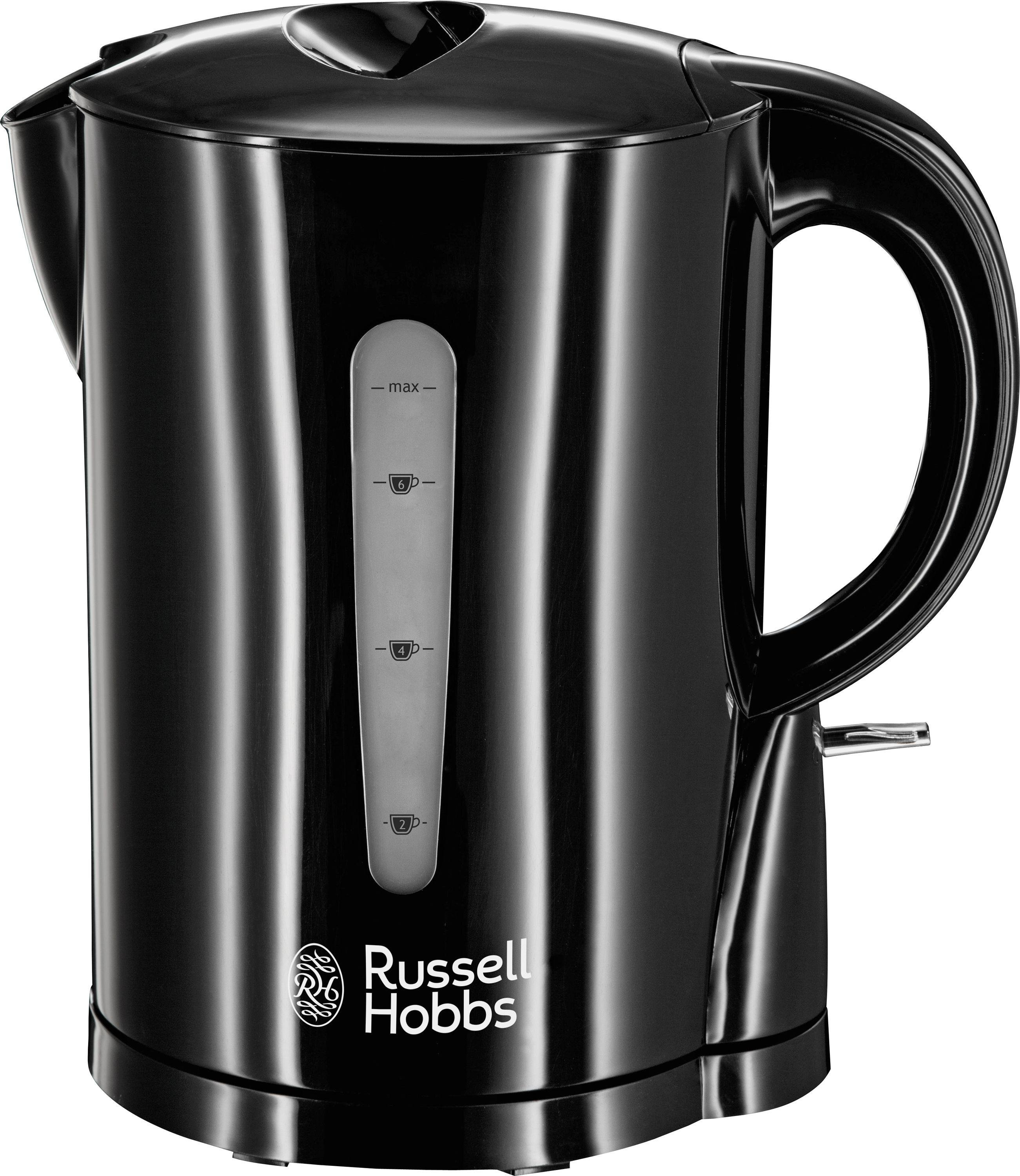 russell hobbs kettle find it for less. Black Bedroom Furniture Sets. Home Design Ideas