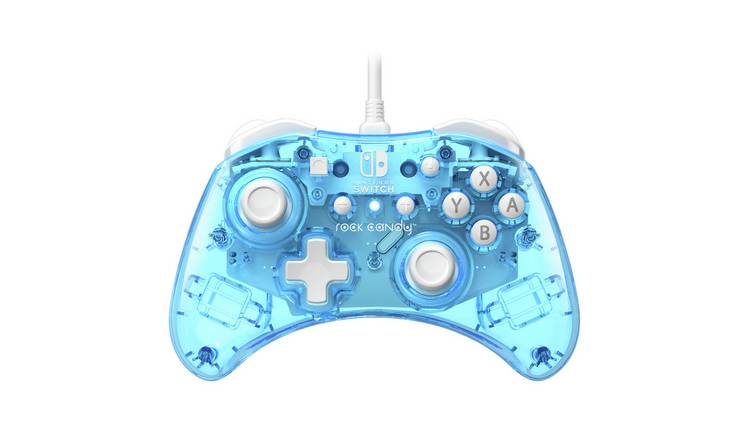 PDP Rock Candy Nintendo Switch Wired Controller - Blue