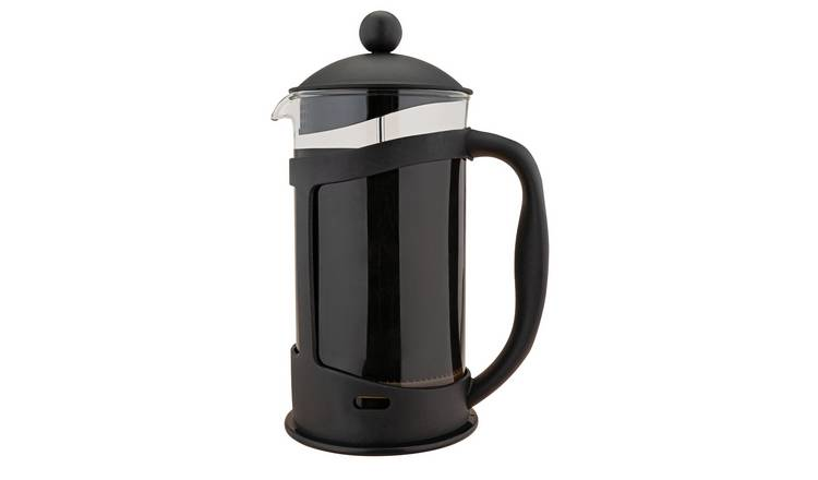 Argos Home 8 Cup Cafetiere - Black