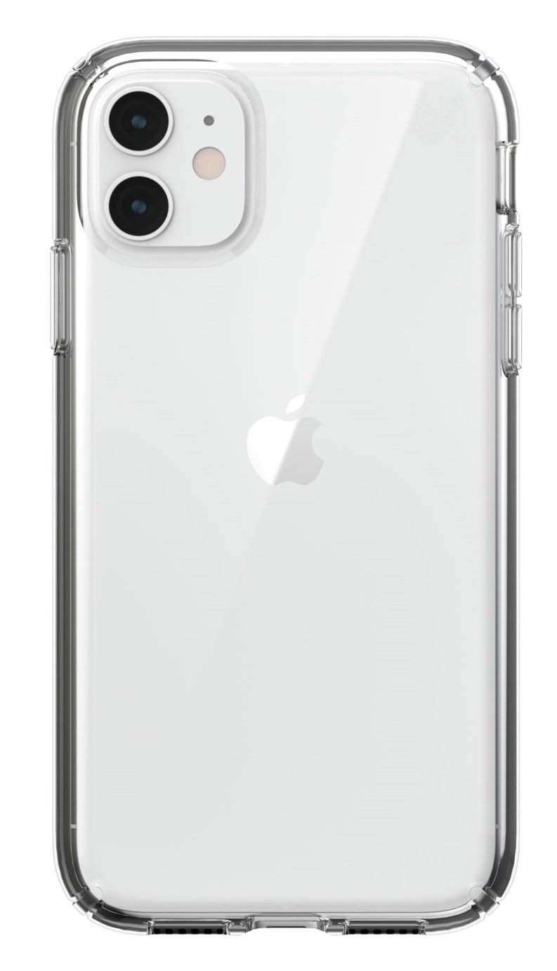 Speck Presidio Stay Clear iPhone 11 Phone Case - Clear
