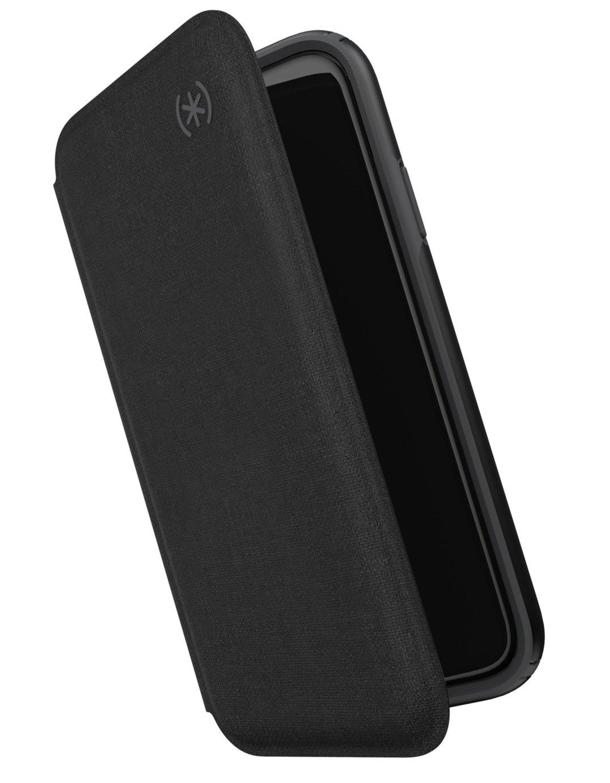 Speck Presidio iPhone 11 Folio Phone Case - Black