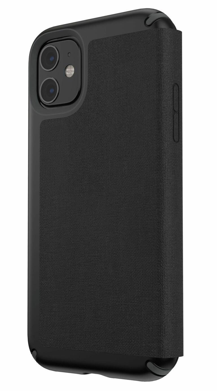 Speck Presidio iPhone 11 Pro Max Folio Phone Case - Black