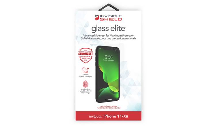 Invisible Shield Glass Elite iPhone Xr/ 11 Screen