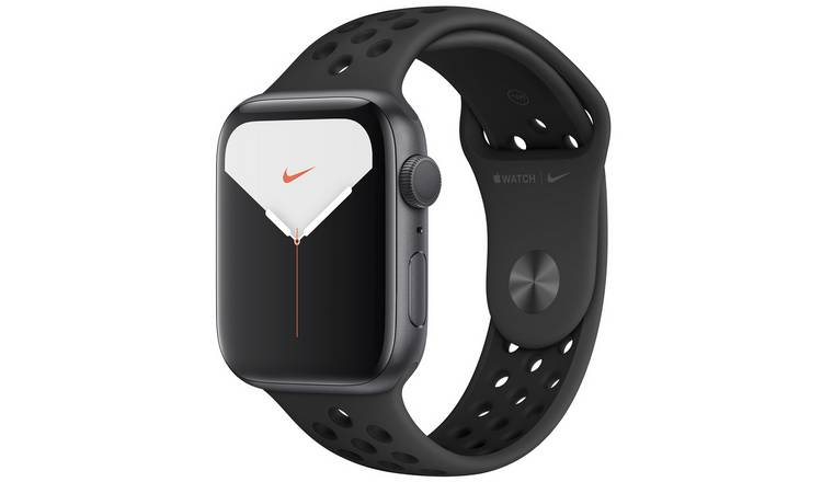 Apple Watch Nike S5 GPS 44mm Space Grey Alu/Black Band