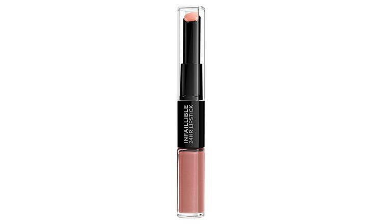 L'Oreal Paris Infallible 24HR Lipstick Infinitely - Mocha