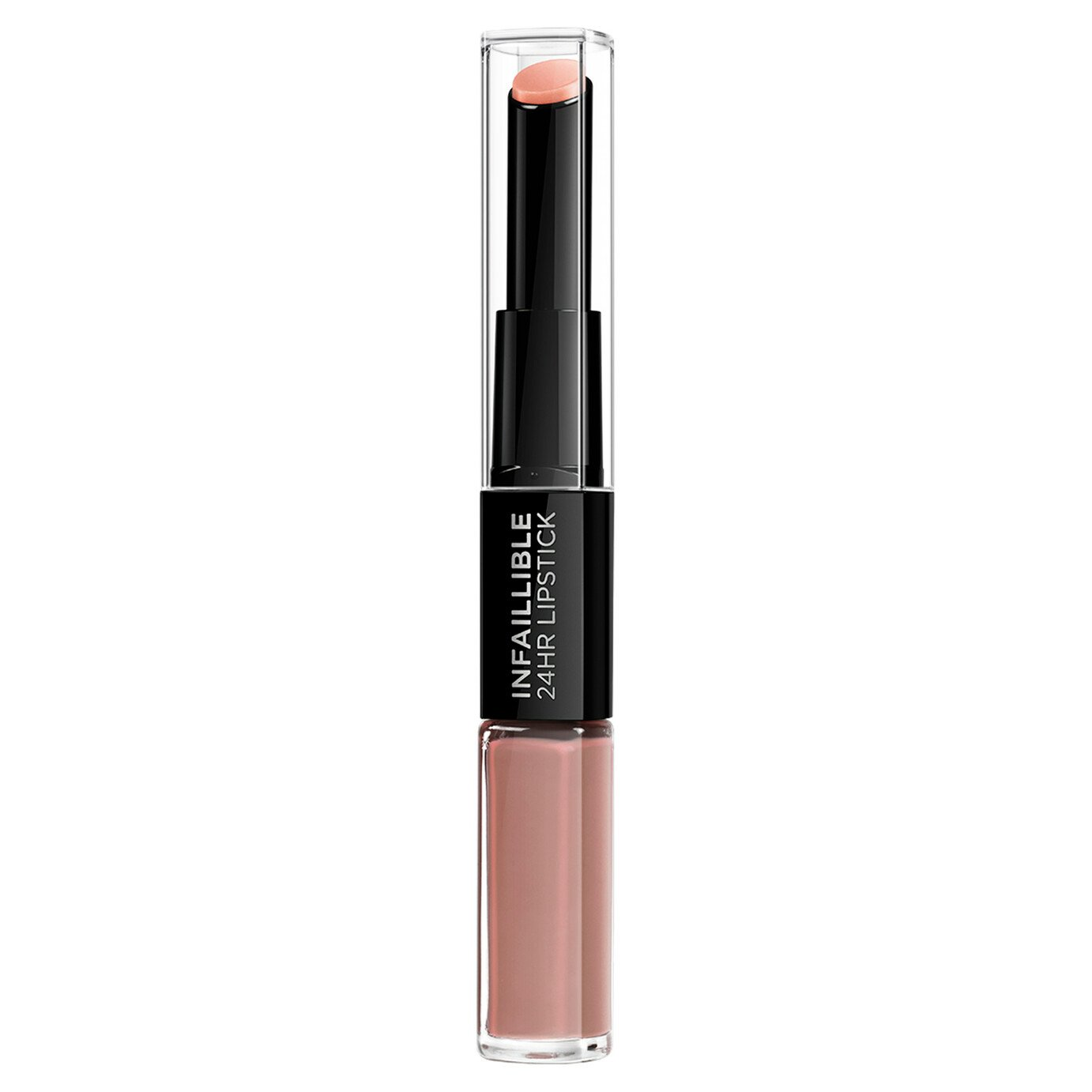 L'Oreal Paris Infallible 24HR Lipstick - Beige To Stay 116