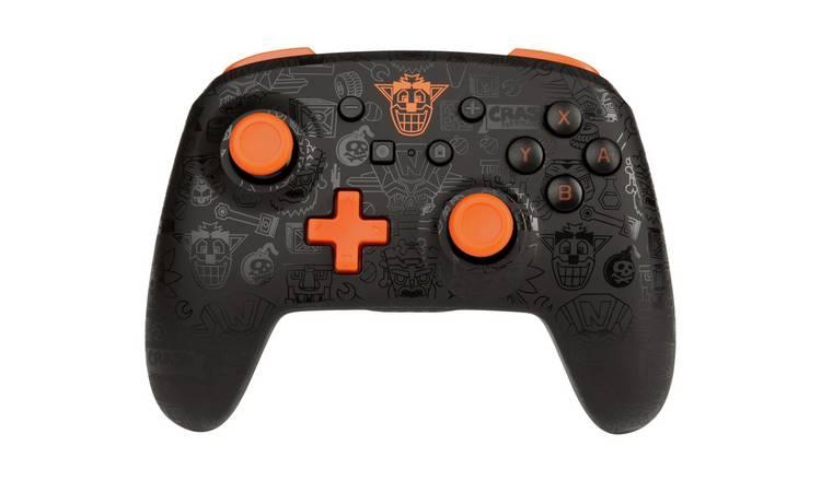 Buy Wireless Controller for Nintendo Switch - Crash Team Racing | Nintendo  Switch accessories | Argos