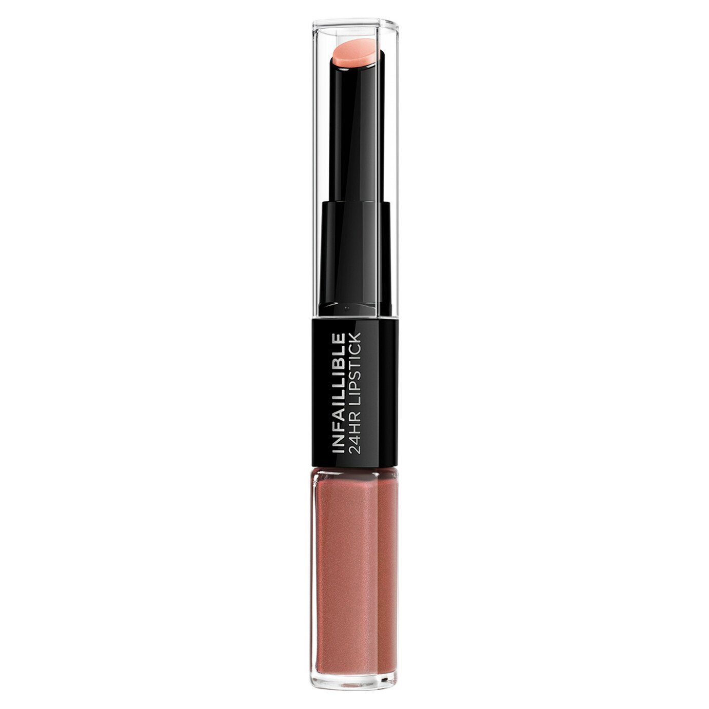 L'Oreal Paris Infallible 24HR Lipstick - Ever Nude 114