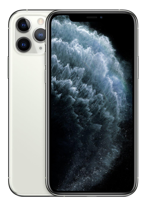 SIM Free iPhone 11 Pro 64GB Silver-Pre-order