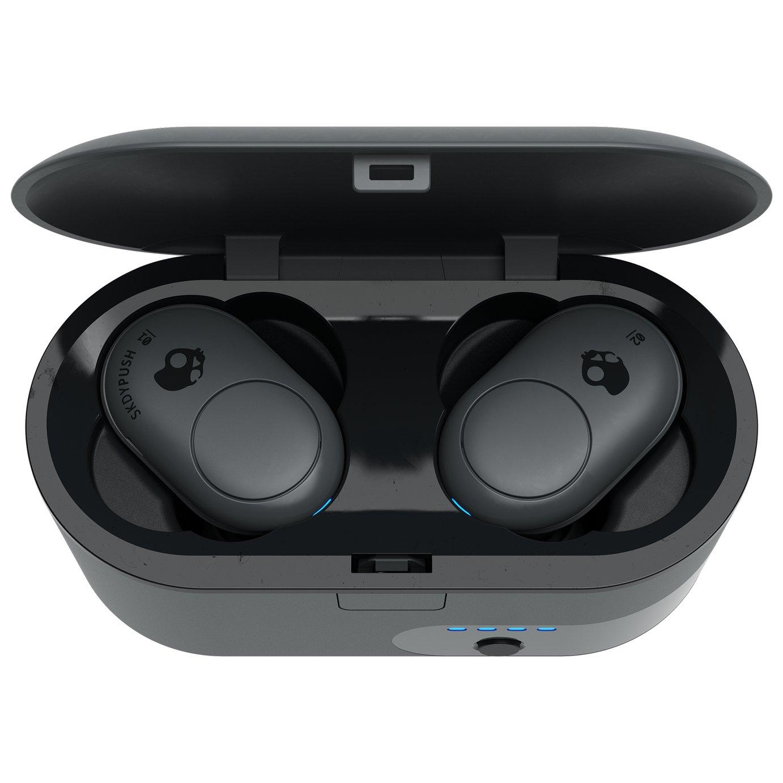 Skullcandy Push True Wireless Headphones - Grey