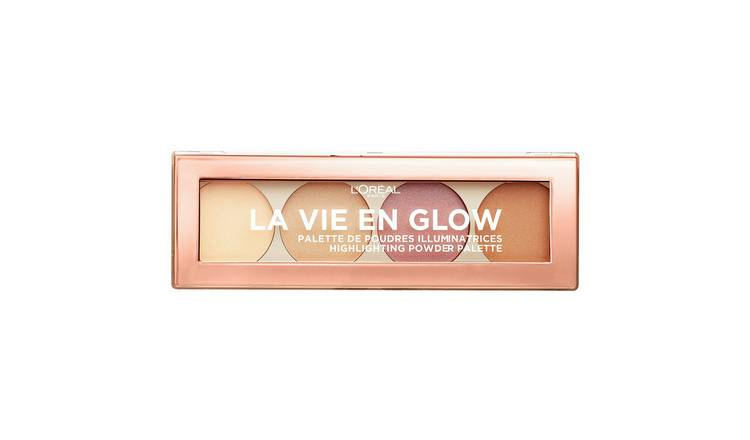 L'Oreal Paris Palette Blush - Sunrise 01