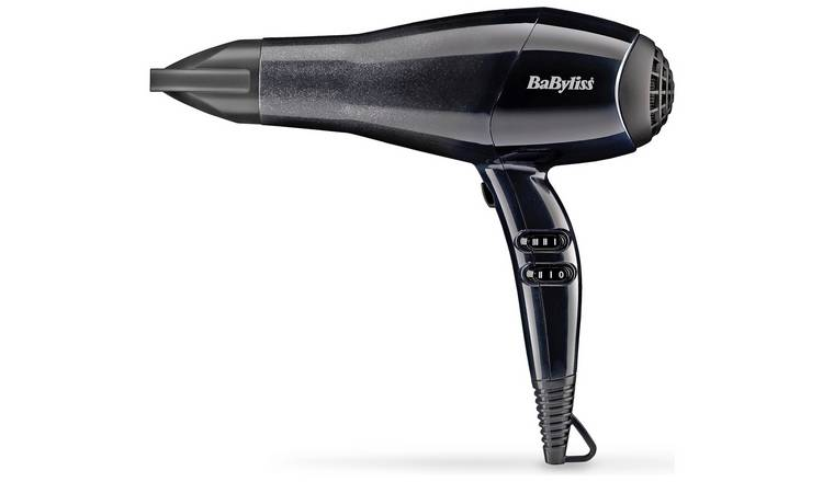 BaByliss 6421BDU Diamond Radiance 2200W Hair Dryer