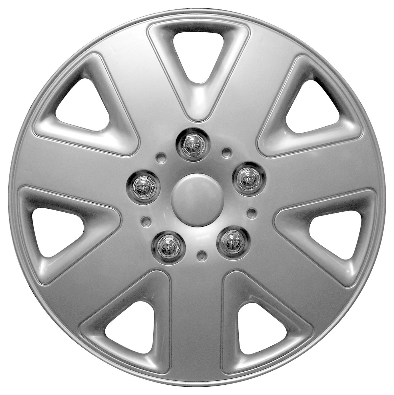Streetwize 16 Inch Hurricane Wheel Cover Set.