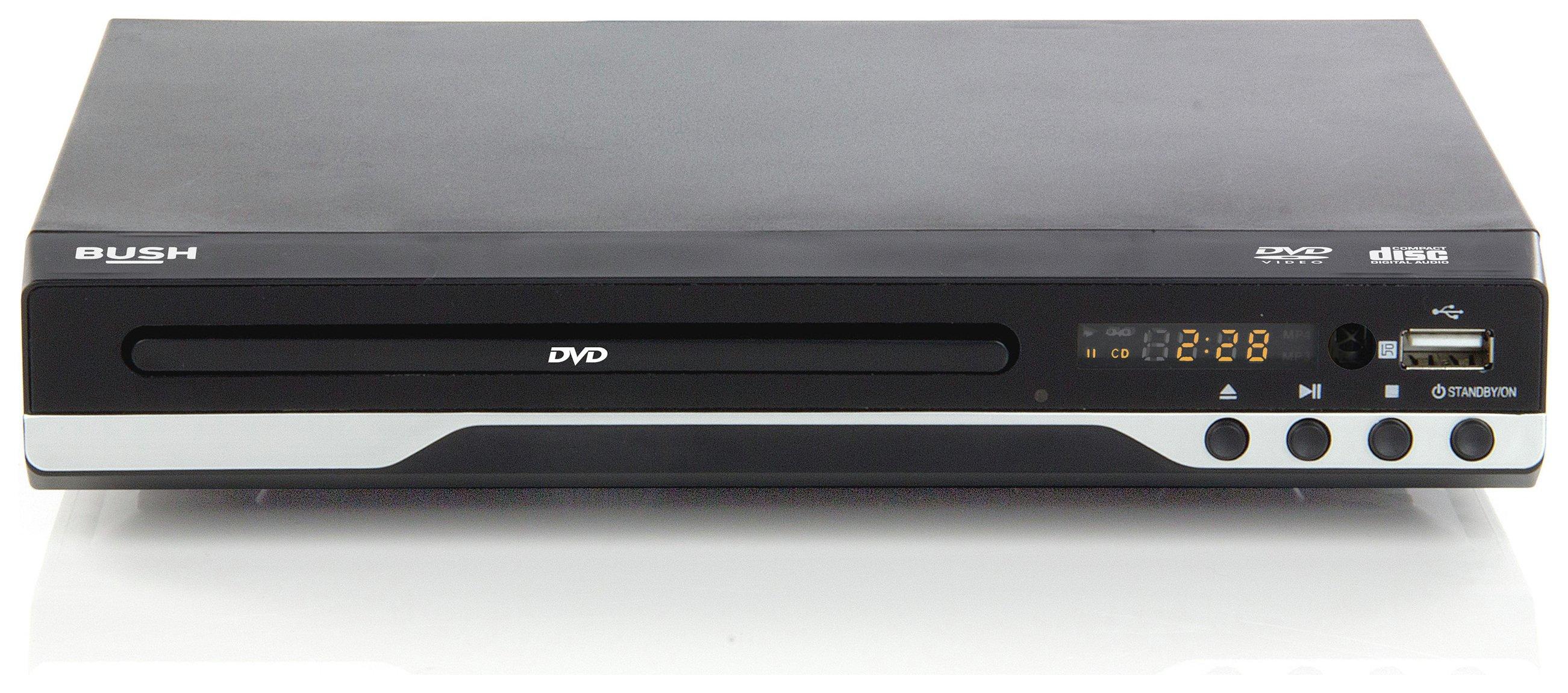 Bush Bush - DVD Player with Display and USB