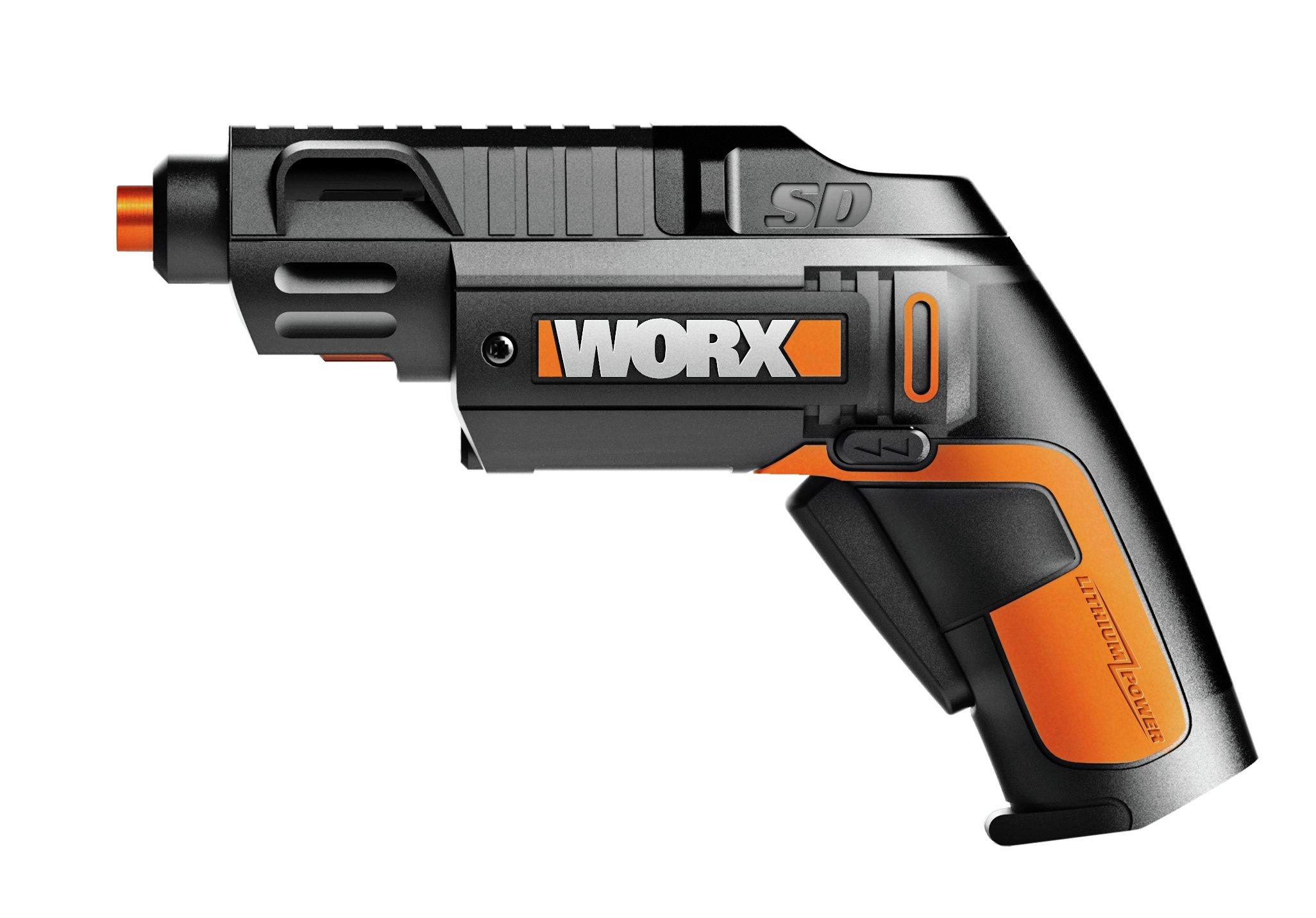 Worx - Wx254 Cordless Screwdriver - 4V lowest price