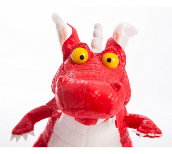 Buy Room On The Broom Dragon Plush Toy At Argos Co Uk