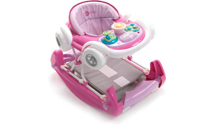 MyChild Coupe 2 In 1 Baby Walker - Pink
