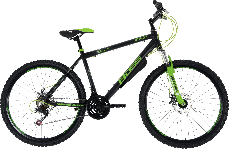 Image of Boss - Blade - 26 Inch Alloy HT Mountain Bike - Men's
